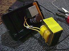 Yoshii9の電源