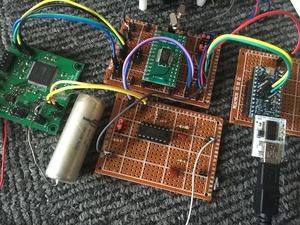WM8805ソフトモード