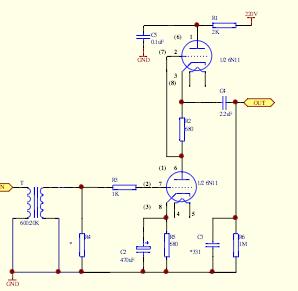TDA1545A 真空管(E88CC)IV その1