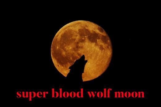 super blood wolf