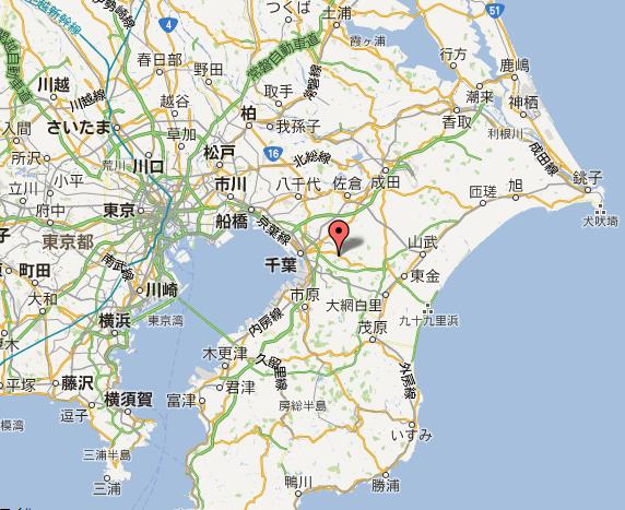 県 地震 千葉