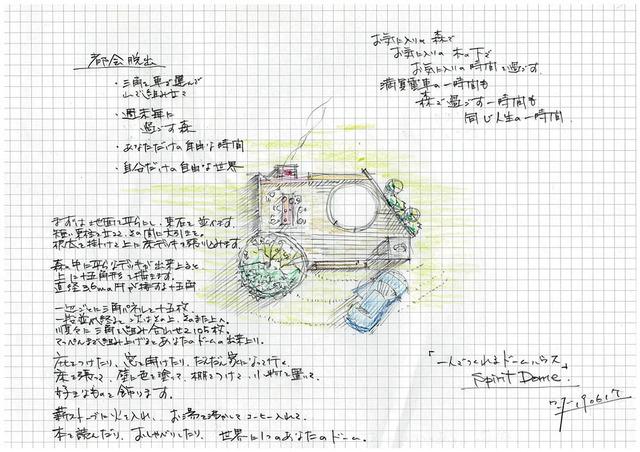 SpiritDomeコンセプト200125