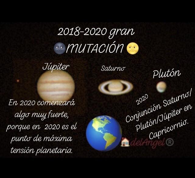 2020-2025 GRAN MUTACION