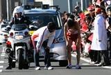 2009箱根駅伝 8区城西大学 石川選手1