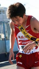 2009箱根駅伝 城西大学石川選手3