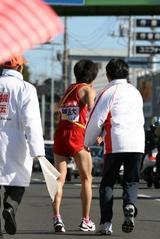 2009箱根駅伝 8区城西大学石川選手5