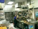 タコベルの調理場