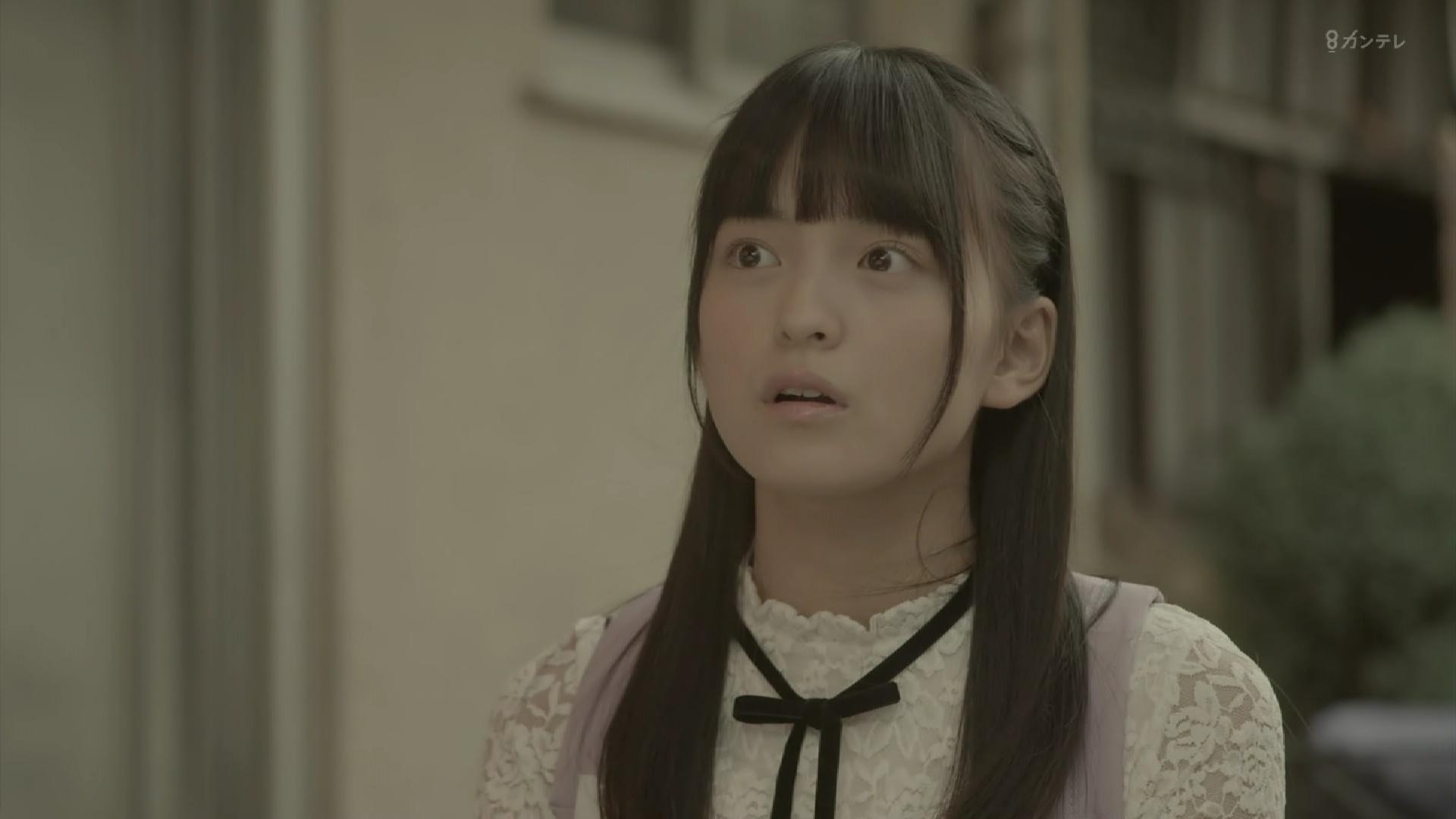 驚いた顔の清井咲希
