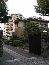 「ローマ法王庁大使館」(浦田先生)