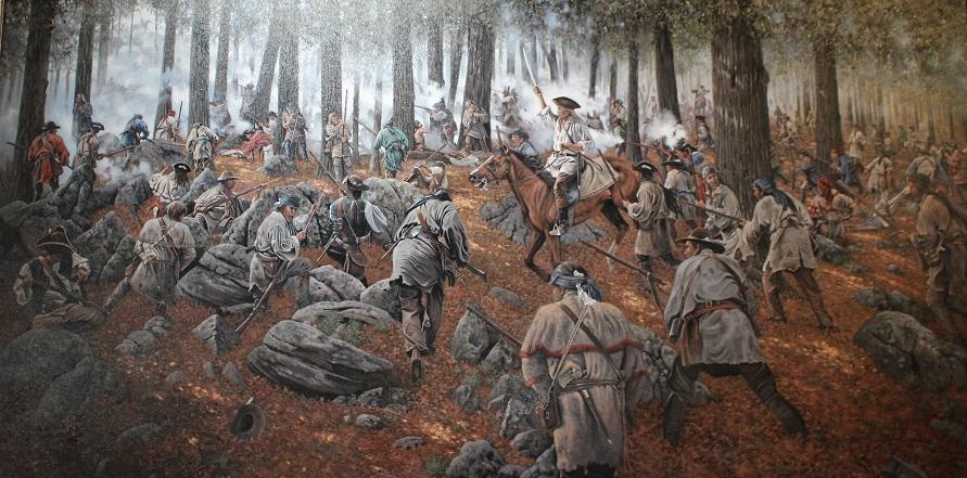 キングスマウンテンの戦い_1780_...
