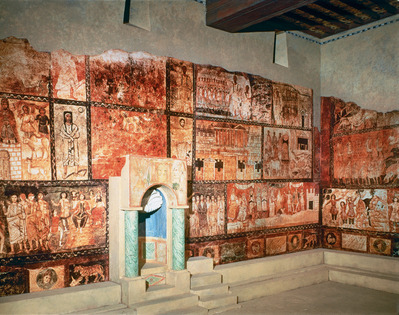 Frescos-of-scenes-from-the-Bible