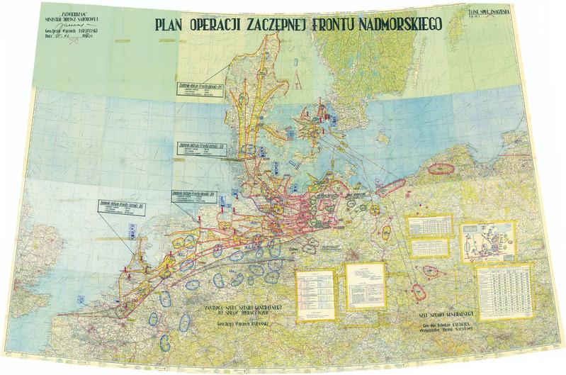 ワルシャワ条約機構の北部攻勢計画