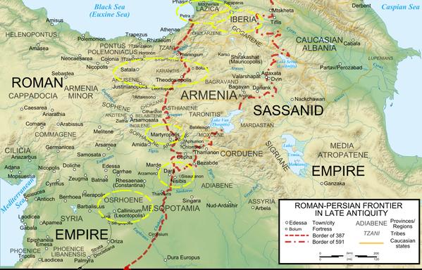 526~532年_イベリア戦争