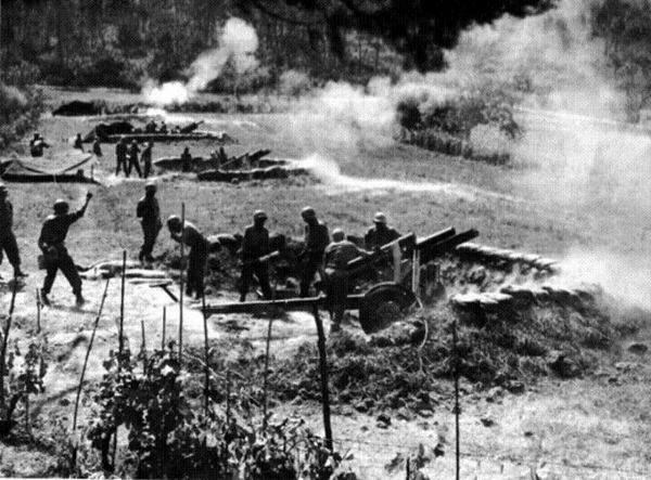 WW2のUS砲兵
