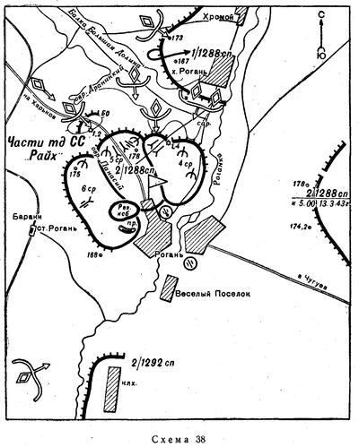 1943_Defense of 1288 regiment_2nd battalion