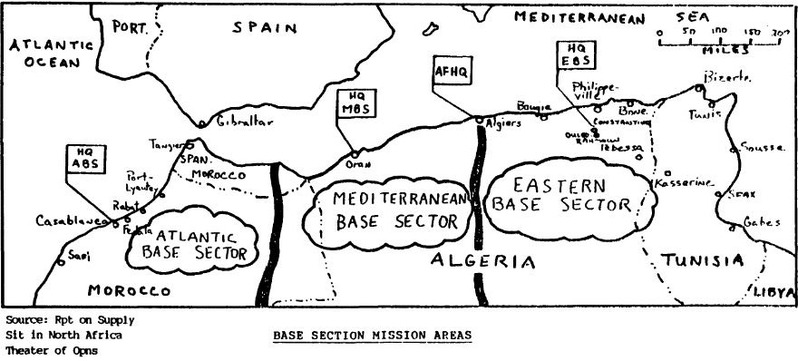 base section mission area north africa_1942