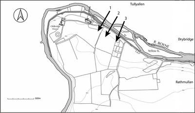 Crossing Point_Oldbridge & Drybridge_1st phase