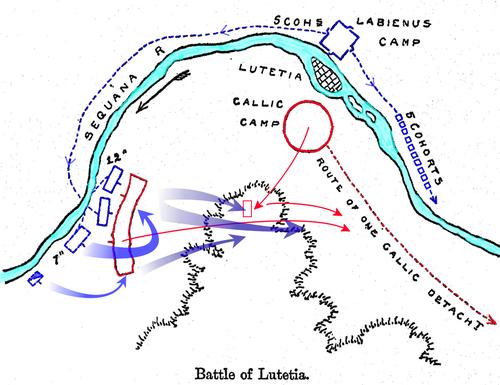 BCE52_Battle of Lutetia_4