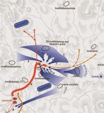 the-battle-of-ulundi-1_英軍勝利_能動包囲失敗_方陣のによる撃退