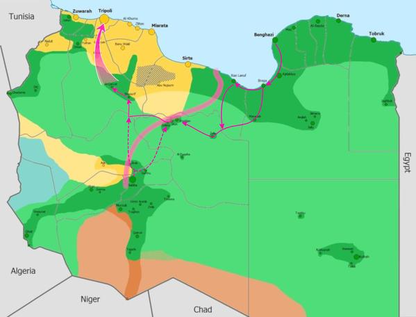 LNA Offensive_logistics distance
