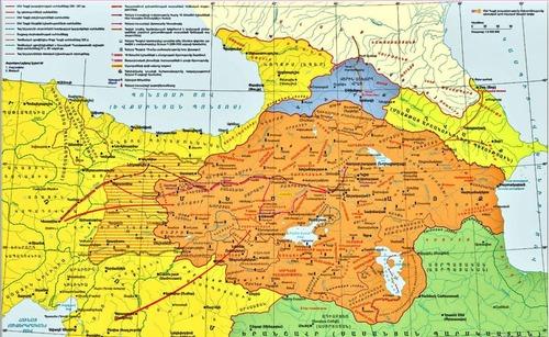 298~387_Area of Armenia