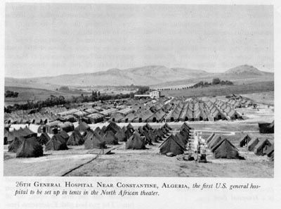 WW2_North_Africa_Algeria_Hospital