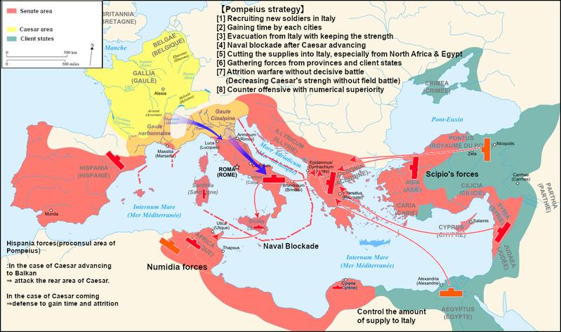 Pompeius Strategy