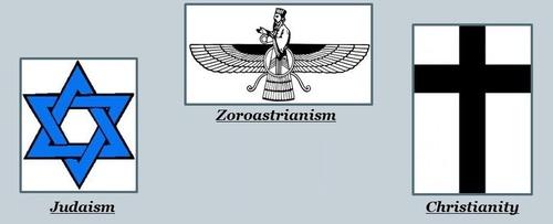 Religions in Sasanian Empire