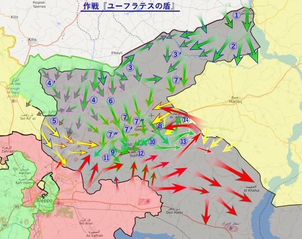 operation euphrates shield_Summary