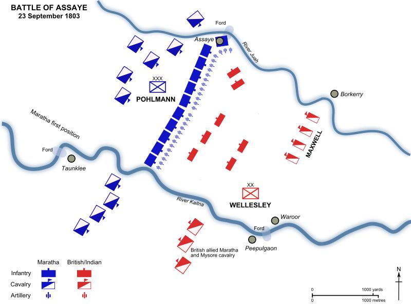 アッサイェの戦い_1803_能動の片...