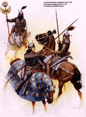 Sasanian Cavalry