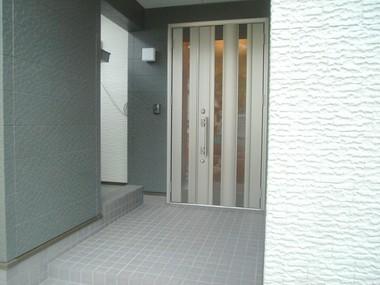 玄関ポーチ380