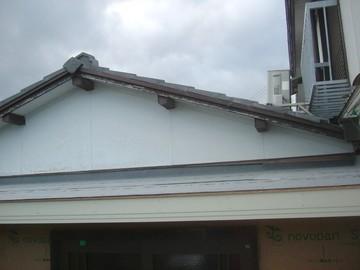 玄関屋根防水360