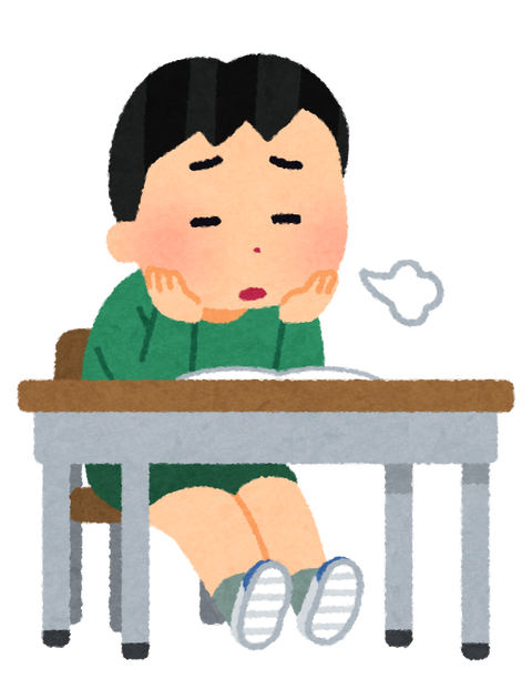 yaruki_nai_school_little_boy