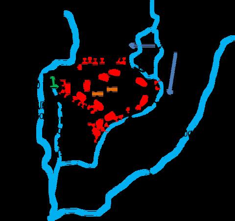 熊本城 攻撃