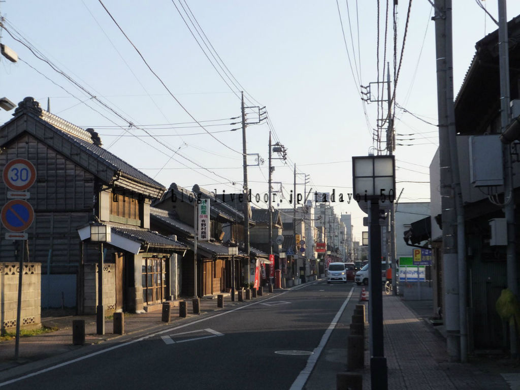 50's ZANGE ROAD : 麺と看板と茨城県古河市の昼と夜:その③