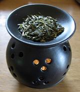 茶香炉(黒)