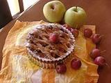 三瀬りんごのタルト