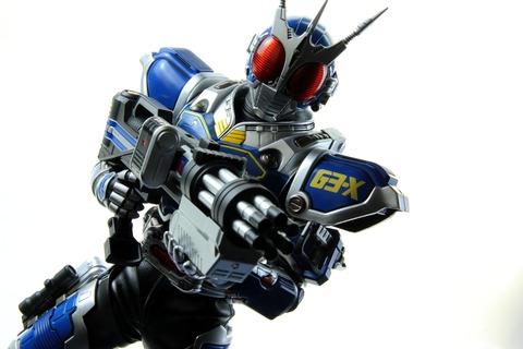 RAH DX 仮面ライダーG3-X