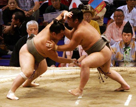 大相撲!土俵の目撃者       たった1度の十両入りのチャンス    コメント
