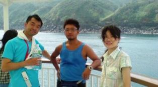海、とても良かったね!