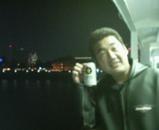 大島到着!なんと朝の6時ですよ・・・