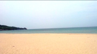 島根県・琴ヶ浜
