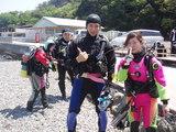 のんびりダイビングチーム