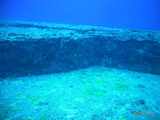 海底遺跡:これがメインテラス〜