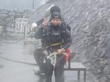 初!岩ボート楽しみ