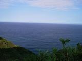 海は穏やか・・・