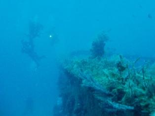見立:沈船