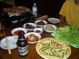 今日は韓国料理!