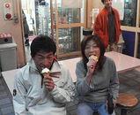 港北のソフトクリームは美味しくて有名です